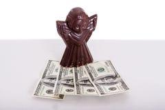 Chocolate gift Royalty Free Stock Image
