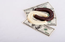 Chocolate gift Royalty Free Stock Photography
