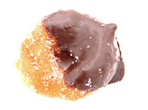 Chocolate Glazed Donut Royalty Free Stock Photo