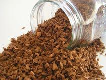 Chocolate granuloso Imágenes de archivo libres de regalías