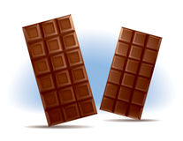 Chocolate illustartion Stock Image