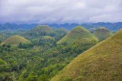 Chocolate hills , Bohol Stock Images