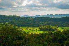 Chocolate Hills, Bohol Island, Philippines. Southeast Asia Stock Photography