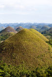 Chocolate Hills, Philippines Royalty Free Stock Photo