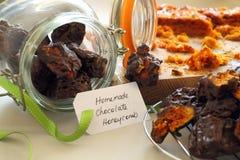 Chocolate Honeycomb Royalty Free Stock Photos