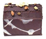Chocolate house. Royalty Free Stock Photos