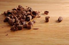 Chocolate I. Still life with chocolate Royalty Free Stock Photo