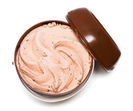 Chocolate ice-cream Stock Images