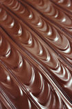 Chocolate icing - background Royalty Free Stock Photography