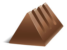 A chocolate Stock Photography