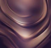 Chocolate líquido stock de ilustración