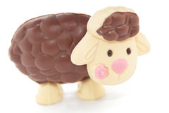 Chocolate Lamb Stock Images