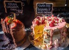 Chocolate Layer cake Royalty Free Stock Photo