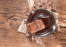 Chocolate Liqueur Royalty Free Stock Image