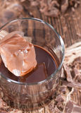 Chocolate Liqueur Stock Images