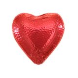 Chocolate Love Heart Royalty Free Stock Images