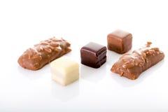 Chocolate luxuoso Imagem de Stock