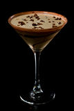 Chocolate martini Imagen de archivo