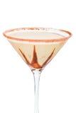 Chocolate martini Stock Photos