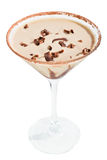 Chocolate martini Royalty Free Stock Photo