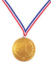 Chocolate medal Royalty Free Stock Photos