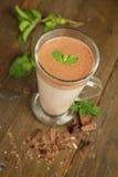 Chocolate milk Royalty Free Stock Photo