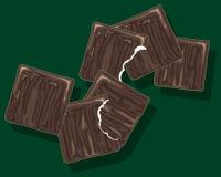 Chocolate mint Stock Photos