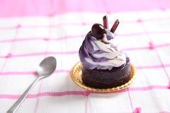 Chocolate moose cake Royalty Free Stock Photography