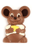 Chocolate mouse Royalty Free Stock Photo