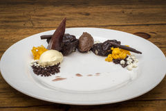 Chocolate Mouse Selection Stock Photography