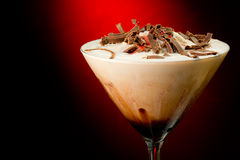 Chocolate Mudslide Stock Image