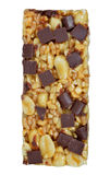 Chocolate Muesli Bar Royalty Free Stock Photography