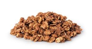 Chocolate muesli Stock Photo