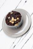 Chocolate muffin. Stock Photo