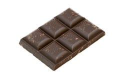 Chocolate negro Fotografía de archivo libre de regalías