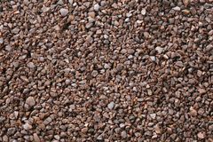 Chocolate nibs. Or crushed cocoa bean seed background royalty free stock photography