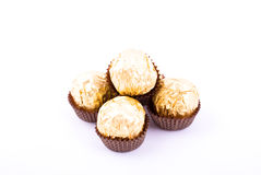 Chocolate Pack isolated Royalty Free Stock Photo