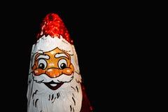 Chocolate Papá Noel Foto de archivo
