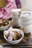 Chocolate para o almoço Imagem de Stock Royalty Free