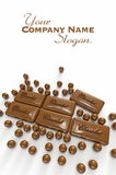 Chocolate party Royalty Free Stock Images