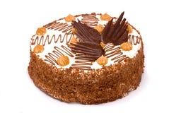 Chocolate pie Stock Images