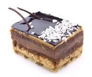 Chocolate pie Royalty Free Stock Image