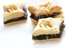 Chocolate pie ,dessert Royalty Free Stock Photography