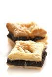 Chocolate pie ,dessert Stock Photography