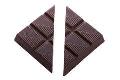 Chocolate piece Royalty Free Stock Photo