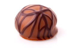 Chocolate praline Stock Photos