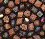 Chocolate praline Royalty Free Stock Photos