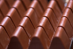 Chocolate praline candy Stock Images