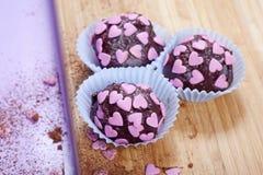 Free Chocolate Pralines Royalty Free Stock Images - 26068989