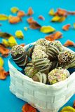 Chocolate Pralines And Eggs